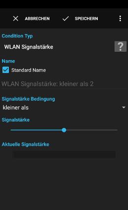 Wlan Signalstärke